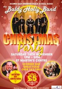 St.Martins Centre Xmas gig